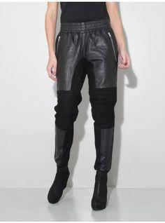 bmx pant black