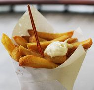In Brussels, Frites Are More Than Just Fries - NYTimes.com