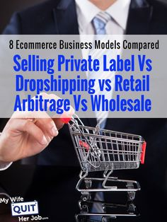 Because there are so many different ecommerce models out there, this post compares private label vs retail arbitrage vs dropshipping to help you decide Make More Money, Make Money Online, Home Based Business, Online Business, Sheer Number, Retail Arbitrage, Online Store Builder, Facebook Feed, Sell On Amazon