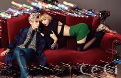 Trouble Maker: Hyunseung & Hyuna