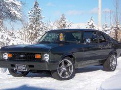 (Goodness, she's so mean!!) #LOVE               1974 Chevy Nova