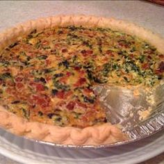 Basic, Easy Quiche on BigOven: From Kraft