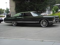 72 impala donk budnik gasser wheels