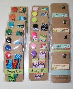 Wholesale Pacifier clips 15