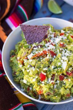 Fajita Guacamole #fajita #guacamole #recipe