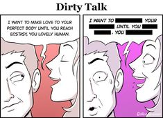 dirty talk The Difference Between Making Love and F*cking You Are Perfect, Perfect Body, Casual Relationship, Corps Parfait, College Humor, Weird Facts, Funny Posts, Submissive, You And I