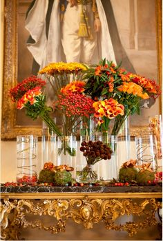 One of the most stunning floral websites with Calla! Thanksgiving Blessings, Thanksgiving Table, Bouquet, Centerpieces, Table Decorations, Autumn Home, Autumn Mantel, Autumn Inspiration, Fall Halloween