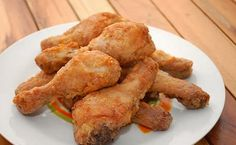 How to Make KFC Original Fried Chicken. Have you ever craved that Kentucky-fried taste, but just can't get behind the fast food scene? This recipe for copycat KFC may have some crazy ingredients, but it will definitely have the whole. Kfc, Air Fryer Fried Chicken, Fried Chicken Recipes, Baked Chicken, Honey Chicken, Chicken Legs, Keto Chicken, Butter Chicken, Creamy Chicken