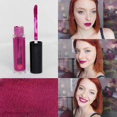 Liquid Lipstick / Batom Líquido Quem Disse, Berenice? Uvali - Blog Hypefemme