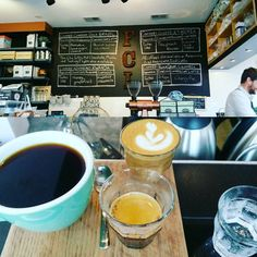 #Philly @functioncoffeelabs #trio #ethiopia #coffee #espresso #pourover #handpoured #chemex #hario #cortado #medium #light #roast #tasty #subtle #acidity http://ift.tt/20b7VYo