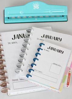 Adding printable planner pages to the Happy Planner is easy with this simple trick to resize printables to fit to any Happy Planner size. Planner Tips, Planner Layout, Free Planner, Budget Planner, Project Planner, Planner Supplies, Planner Stickers, Printable Planner Pages, Calendar Printable