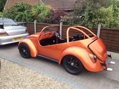 Do you like this vintage VW Beetle? Vw Bugs, Combi Wv, Auto Volkswagen, Hot Rods, Hot Vw, Vw Classic, Vw Vintage, Buggy, Car Humor
