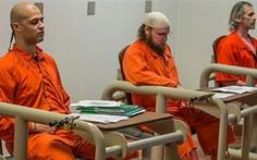 (AP) — Seven maximum-security inmates sit in a room with their eyes closed, not making a sound. Prison Life, Meditation, Zen