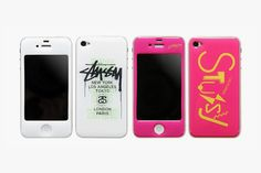 Stussy x Gizmobies iPhone Cases   Hypebeast Mobile