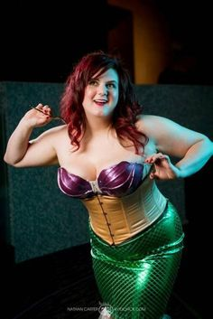 Plus Size Cosplay Costume Ideas (Page 5)