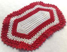 Maggie's Crochet · Hexagon Doily Free Pattern