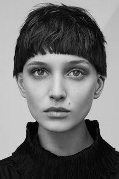 Hair: Akin Konizi @ HOB Salons. Make-up: Mary Jane Frost. Stylist: Kate Ruth. Photography: Jenny Hands http://www.goodsalonguide.com/salons/hob-salons12