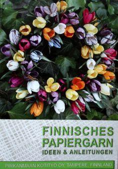 Finnisches Papiergarn Ideen & Anleitungen