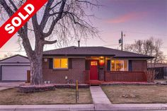 Helped a homebuyer with the purchase of this Gorgeous Mid Century Gem in Lamar Heights Arvada CO