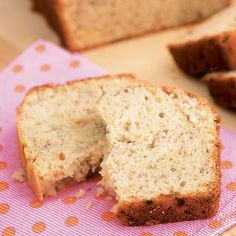 This is our favorite banana bread recipe! I have made me it many times and it always comes out great.