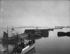 Κρήτη, το λιμάνι του Ηρακλείου. Paul Collart 1926 έως 1938. L'espace audiovisuel et multimédia de l'Université de Lausanne Wordpress, Minoan, Civilization, Greece, Memories, Day, Grease