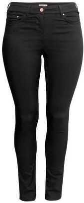 Shop Now - >  https://api.shopstyle.com/action/apiVisitRetailer?id=502949627&pid=uid6996-25233114-59 H&M H&M+ Slim-fit Pants  ...