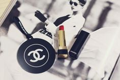 "Chanel Rouge Allure ""Pirate"""
