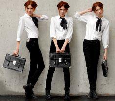 Business Class (by Ebba Zingmark) http://lookbook.nu/look/1238225-Business-Class