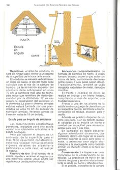 ESTUFAS A LEA PARA LA CASA Bbq, Barbacoa, Manual, Home Decor, Fireplace Set, Gift, Fireplace Design, Wood Stoves, Brick Fireplaces