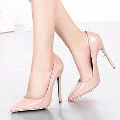 fa993780b7 Brand Shoes Woman High Heels Pumps Red High Heels 12CM Women Shoes High  Heels Wedding Shoes