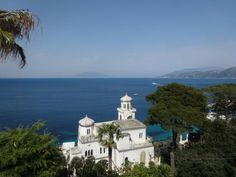 Hotel Excelsior Parco - Capri - View from Rooftop.