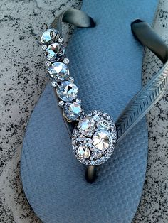WHITE DIAMOND  By Flipinista, Your BFF  Registered Trademark <3