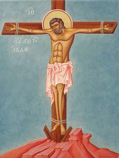 Ο Άγιος Ιούδας ο Θαδδαίος ακριλικό