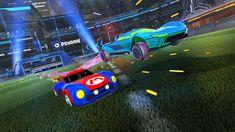 Rocket League Arrives on Nintendo Switch Next Month