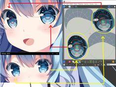 """Art Spotlight: Noel from """"Sora no Method"""" , 3d Model Character, Character Modeling, Character Creation, Character Art, Character Design, 3d Modeling, Face Topology, 3d Figures, Digital Art Tutorial"""