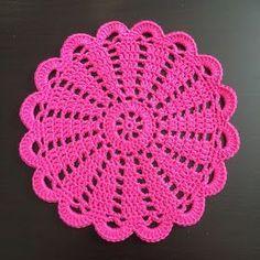 Crochet Dollies, Crochet Cap, Thread Crochet, Crochet Motif, Crochet Designs, Crochet Stitches, Crotchet Patterns, Doily Patterns, Sweater Knitting Patterns