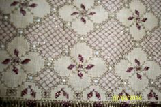 Gallery.ru / Фото #181 - jhgf - ergoxeiro Beaded Embroidery, Cross Stitch Embroidery, Cross Stitch Patterns, Cushion Inspiration, Make Your Own, Bohemian Rug, Quilts, Blanket, Beads