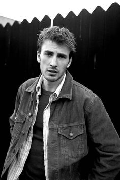 Young Chris Evans