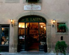 One of the best spots in Firenze!!    Il Latini, Florence. Century-old, family-run restaurant serving Florentine food.