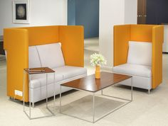 Ziva From Jasper Group - Available in multiple configurations and styles, with different back heights, power options, and more