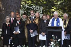"""In 2011, people saw a glimpse of their future King during an official visit to New Zealand on behalf of the Queen.     As people attempt to recover from the devastating Christchurch earthquake, the Prince delivered an authoritative message of support from his grandmother: """"Kia kaha"""" - Maori for """"be strong""""."""