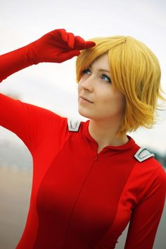 Clover - Totally Spies, Hummi Cosplay, photo by LittleWing