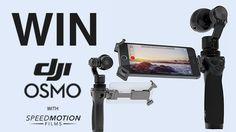 Nyereményjáték: DJI Osmo Handheld 4K Camera és 3-Axis Gimbal