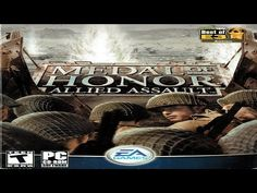 Medal Of Honor Allied Assault Windows XP Gameplay (EA 2002) (HD) - YouTube