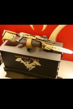 Zombie weapon