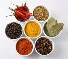 Spices as part of the fragrances in Scentsy range.