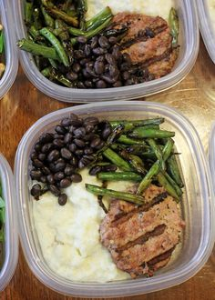 Meal prepping is an easy way to make a ton of healthy meals for the week. Skip the take out for lunch and eat these delicious meals!