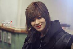 taemin with long hair