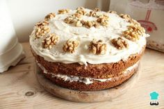 July Fourth Gluten-Free Baking Recipes Classic Carrot Cake Recipe, Easy Carrot Cake, Moist Carrot Cakes, Mascarpone Frosting Recipe, Frosting Recipes, Cake Recipes, Protein Cake, Peanut Butter Protein, Old Fashioned Cake Recipe