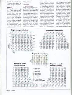 Para Tí Crochet Nº 11 - Melina Crochet - Álbuns da web do Picasa